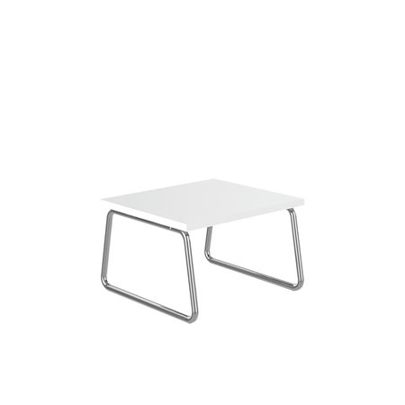 TABLE SIMPLE LOCATE BLANC