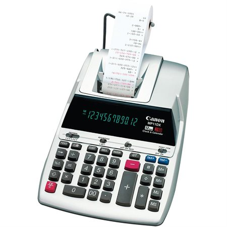 Calculatrice à imprimante MP-11DX-2