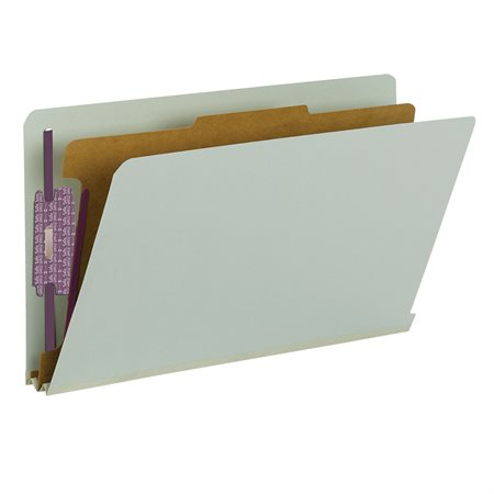 End Tab File Folders with SafeSHIELD® Coated Fastener Technology