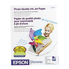 Papier de qualité photo