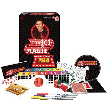 Jeu Par ici la magie - Tout un numéro