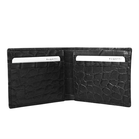 Portefeuille pour homme MWL97491 noir