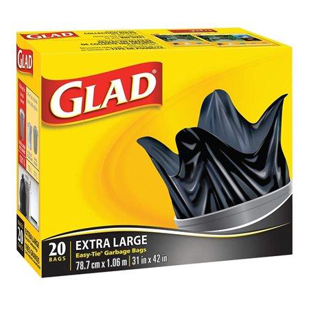 Easy Tie® Garbage Bags
