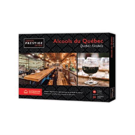 Coffret Prestige Alcools du Québec