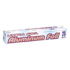 "PAP.ALUM. 12"" X 50' DURABLE"