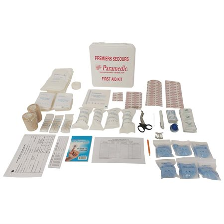 British Columbia First Aid Kit - Level 1