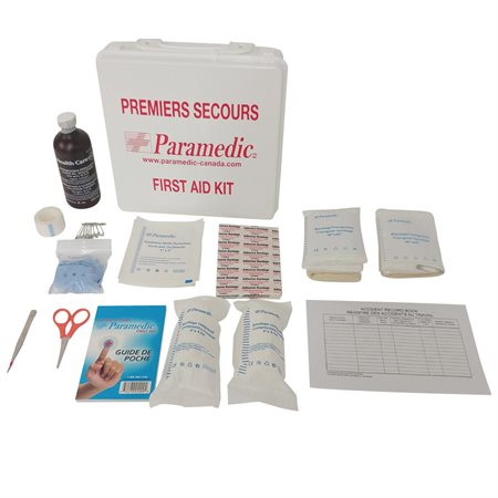 Newfoundland and Labrador First Aid Kit - Level 2