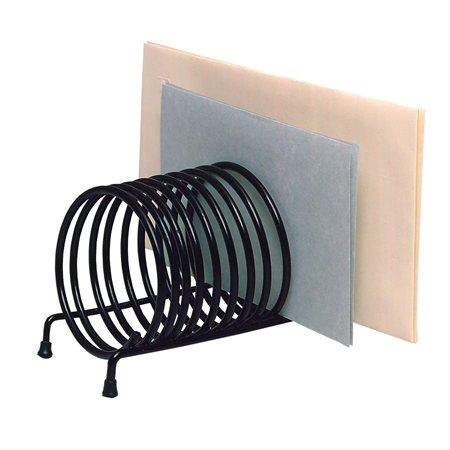 Porte-lettres en fil spiralé