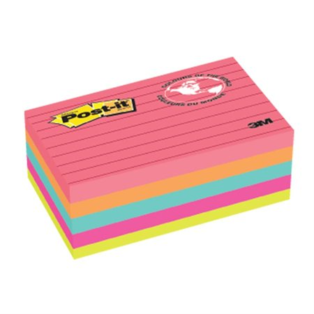 Feuillets originaux Post-it® - collection Le Cap