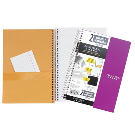 Five Star® Spiral Notebook