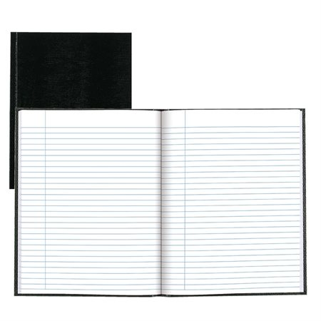 Cahier de notes A7 noir
