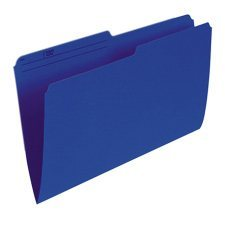 Reversible Coloured File Folders