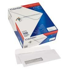 White Security Window Envelope