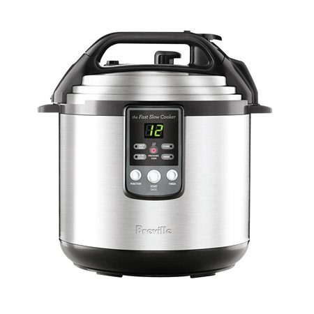 Fast Slowcooker™ Pressure and Slow Cooker