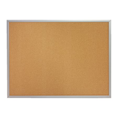 Cork Board Aluminum Frame