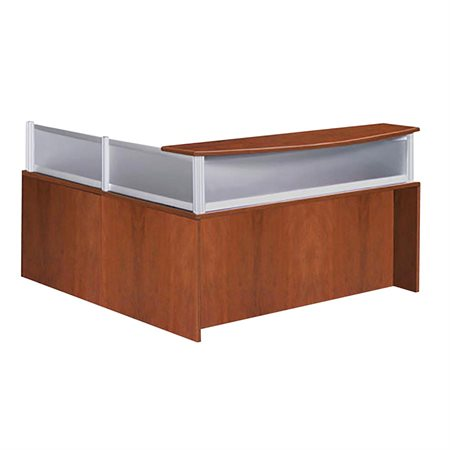 DDPLEXI Reception Desk