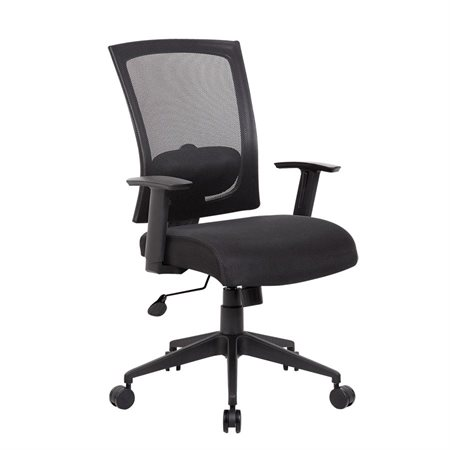 Contemporary Mesh Medium Back Task Armchair