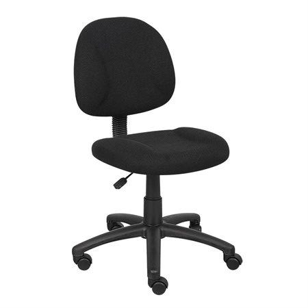 Chaise fonctionnelle en tissu
