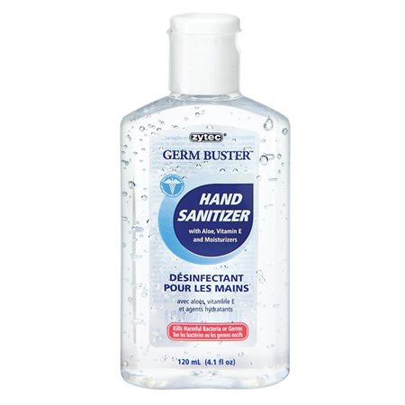 Germ Buster Hand Sanitizer Gel