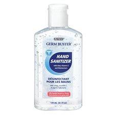 Gel désinfectant pour les mains Germ Buster Capuchon rabattable 120 ml
