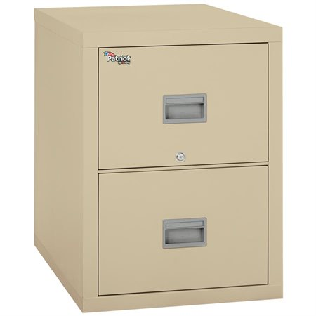 Patriot Legal Size Fireproof Vertical File Cabinet