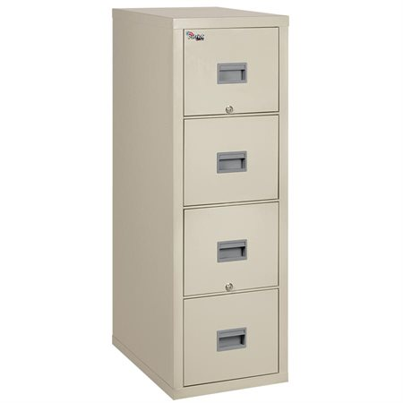 Patriot Letter Size Fireproof Vertical File Cabinet