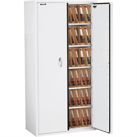 Fireproof Storage Cabinets with End Tab Inserts