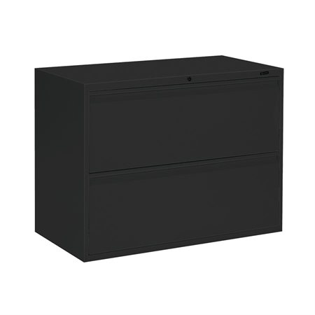 Classeur latéral série MVL1900 2 tiroirs – 27,31 po. H noir