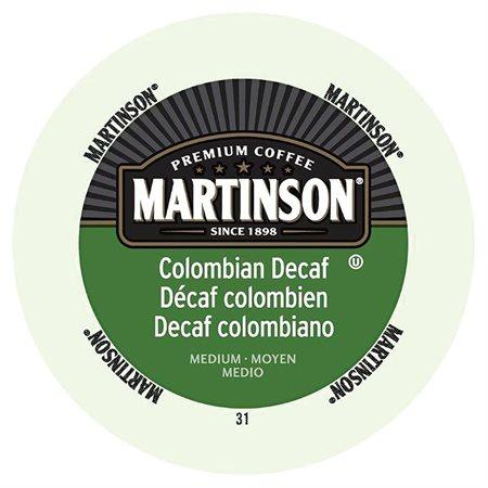 Café Martinson™ colombien décaféiné