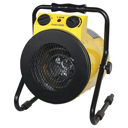 Chaufferette électrique robuste et portative HUT-100