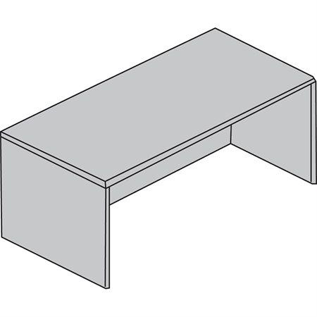 """Bureau standard Serie Comtemporain 60 x 30 x 29""""H"""