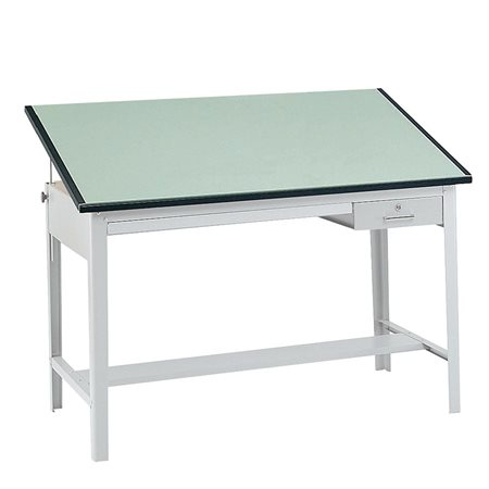 "DRAFTING TABLE TOP 60X37"" GRN"