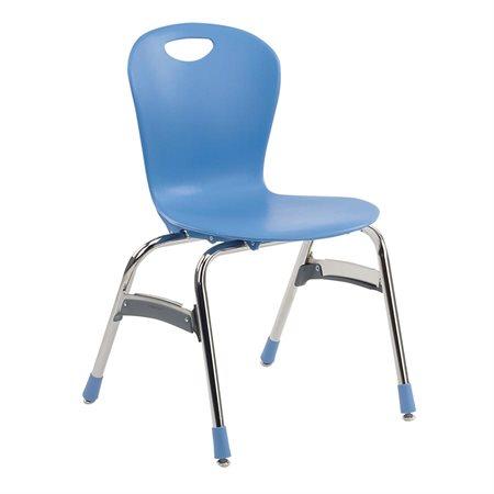 """Chaise empilable à 4 pieds Série Zuma 18"""""""