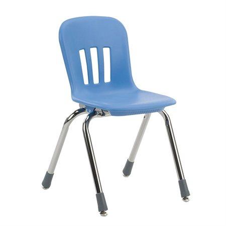 "Chaise empilable à 4 pieds Série Metaphor 14"""