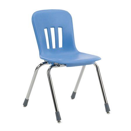 "Chaise empilable à 4 pieds Série Metaphor 16"""