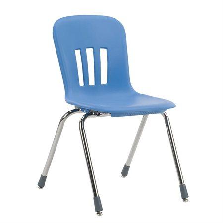"Chaise empilable à 4 pieds Série Metaphor 18"""