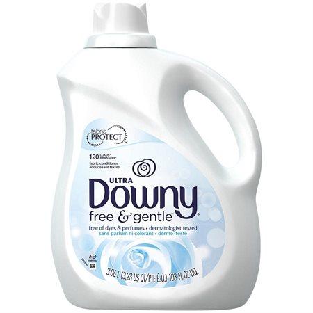 Assouplissant textile liquide  Ultra Downy® 3.06 litres Free & Gentle™