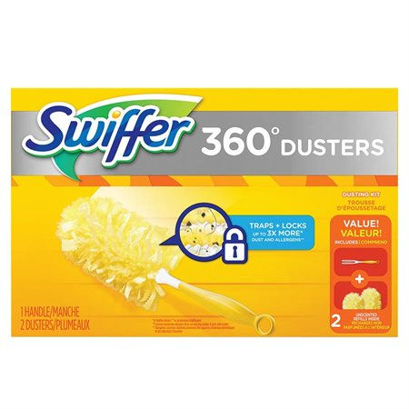 Swiffer® 360° Dusters Starter Kit