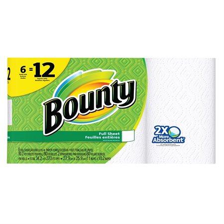 Essuie-tout Bounty Sur mesure