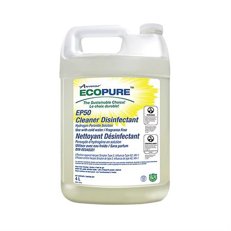 Ecopure® EP50 Cleaner Disinfectant
