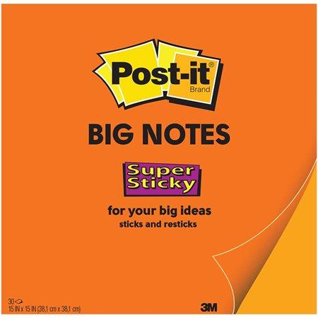 Grandes Notes Post-it®
