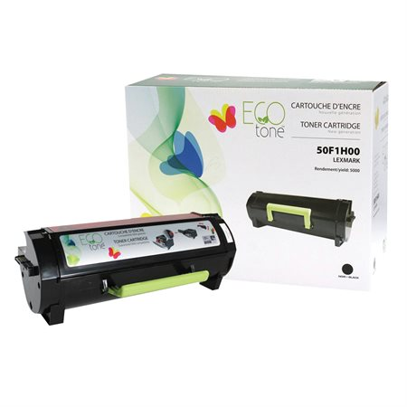 Lexmark 50F1H00 High Yield Remanufactured Toner Cartridge
