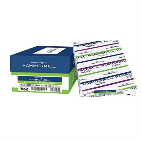 Hammermill  Color Copy Cover 60 lb 12 x 18