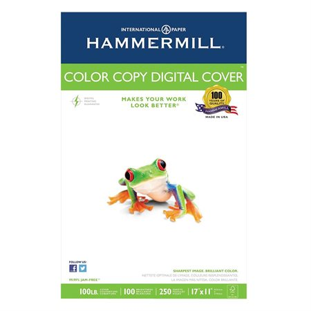 Hammermill  Color Copy Cover 100 lb tabloïd
