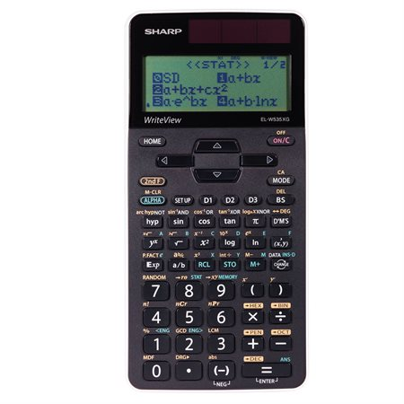 Calculatrice scientifique ELW535XG