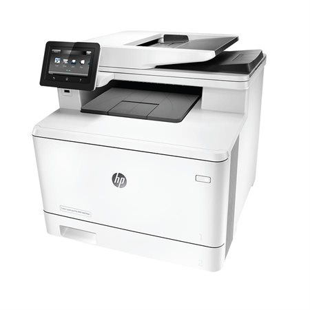 LaserJet Pro M477fdn Colour Multifunction Laser Printer
