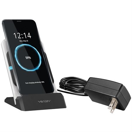 Chargeur sans fil Qi chargestand