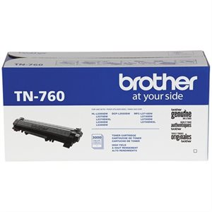 TN760 High Yield Toner Cartridge