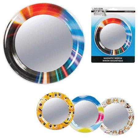 Miroir rond magnétique Locker WorX™