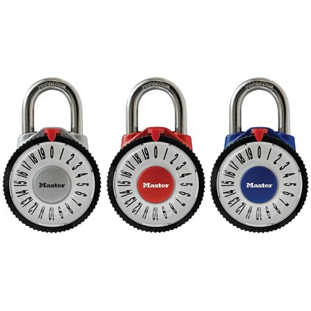 Magnificatioin Combination Lock